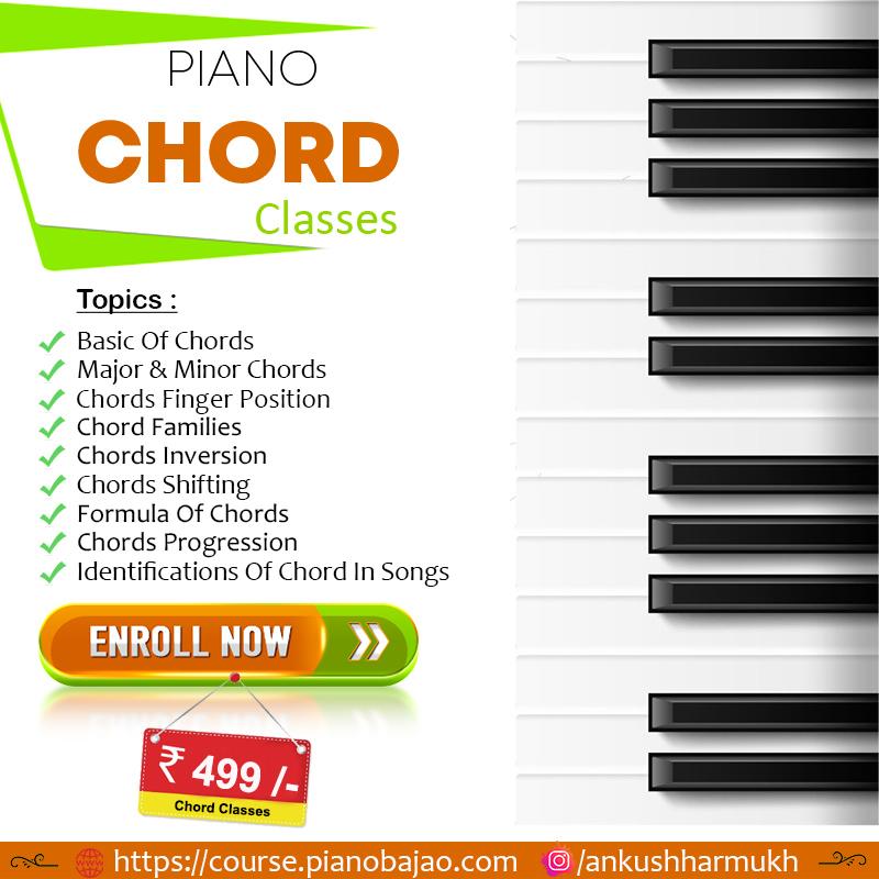 Chords Banner pianobajao
