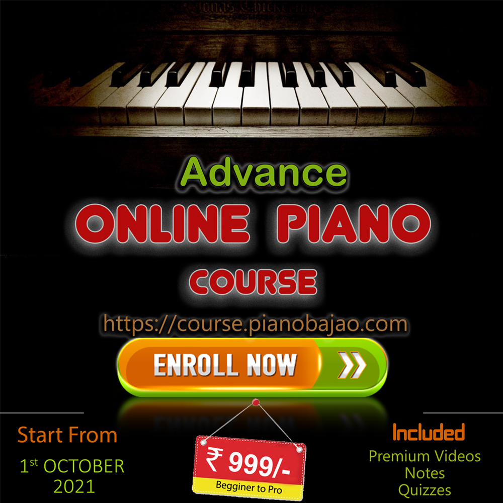 Piano New Course Pianobajao